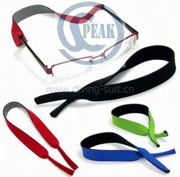 Neoprene sunglasses/eyeglasses glasses strap