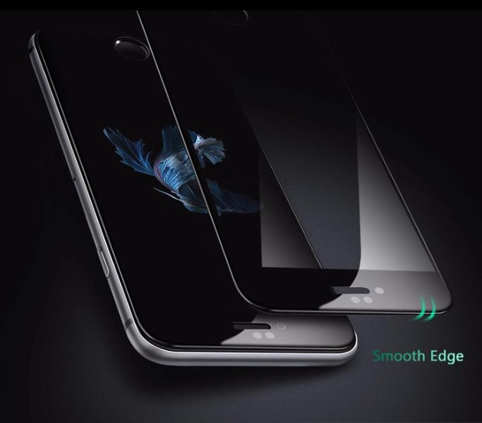 High Clear Fully 3D Tempered Glass Screen Protector for iPhone 7 Screen Guard