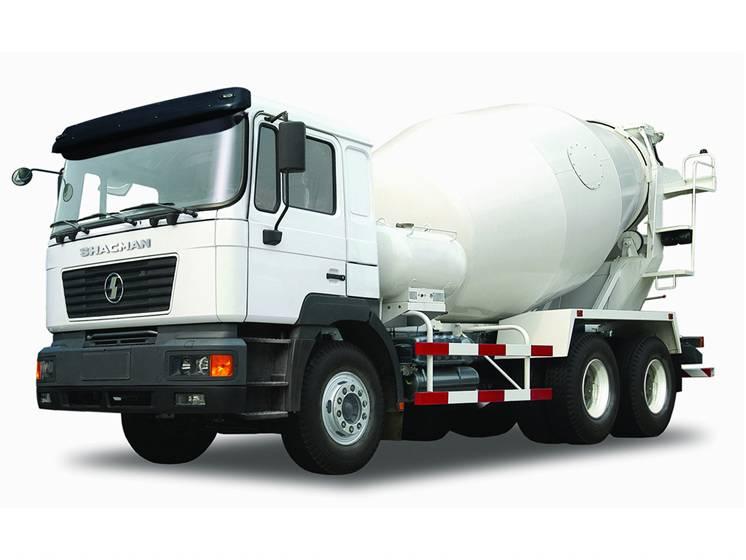 Shacman Cement Mixer Truck 8 cbm