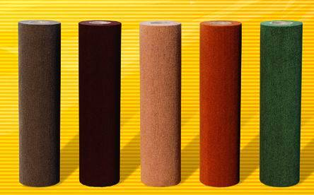 non-woven grinding roller, non-woven flap roller, flap cylinders, non woven brush