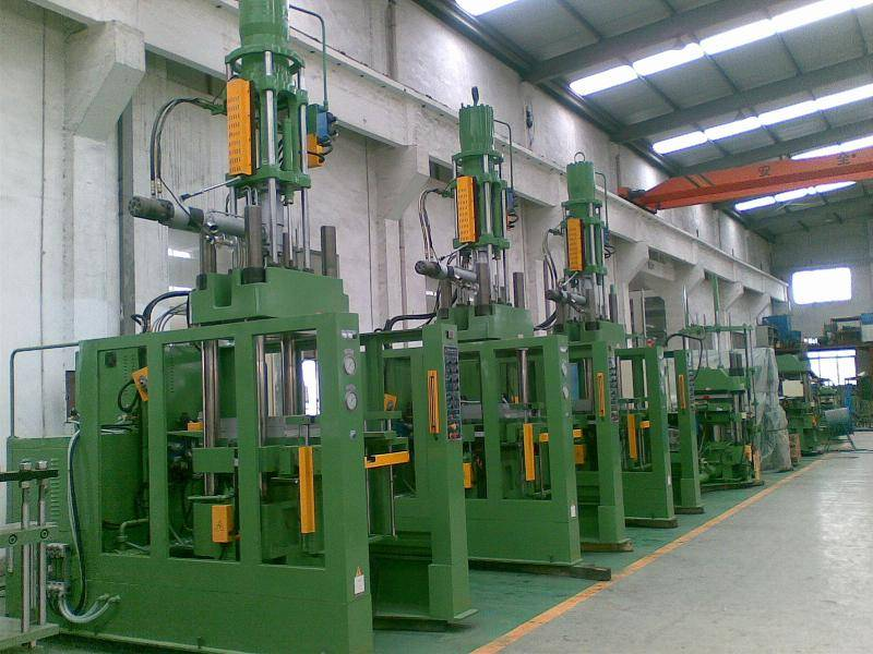 Rubber Injection Molding Press Machine