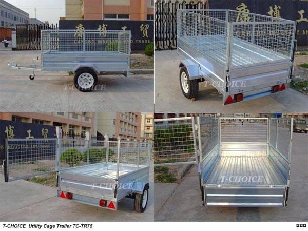 cage trailer