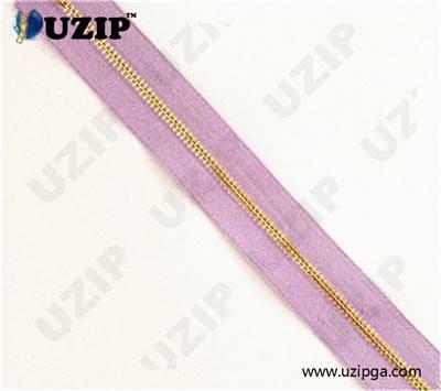 zipper chain by the yard