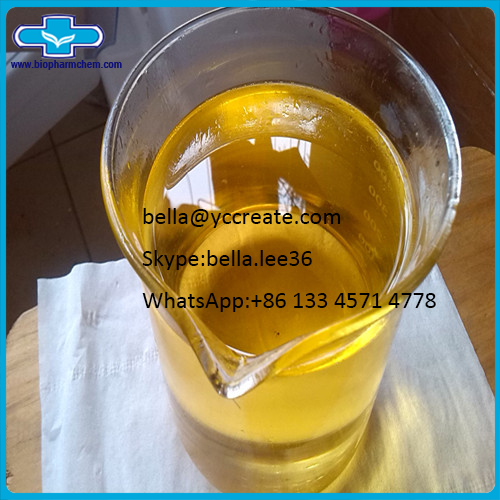Premixed Steroids Oil Anomass 400mg for Bodybuilding