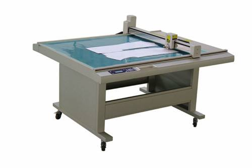 GD1209 high speed Electronic Materialsdie cut plotter sample flat bed Machine