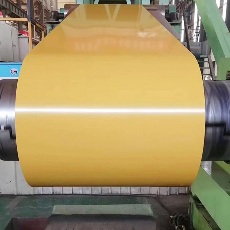 Prepainted/PPGL Steel Coil PPGI with 30 Years Experience