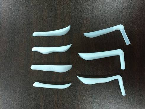 Silicone Nasal Implant
