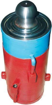 Hydraulic props