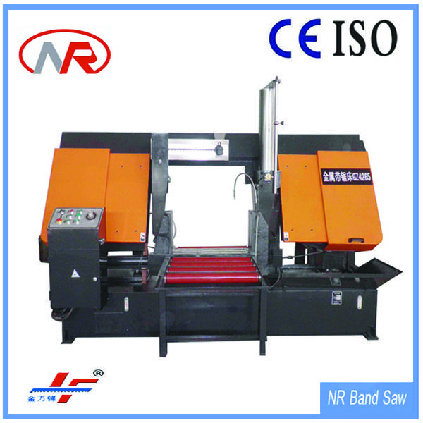 GZ4265/70 ouble-column horizontal band saw machine price
