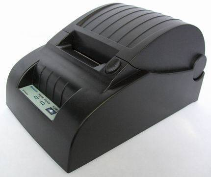 58mm Thermal Receipt Printer