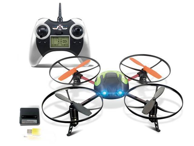 4CH RC UFO with 4 axis gyroscope LCD screen