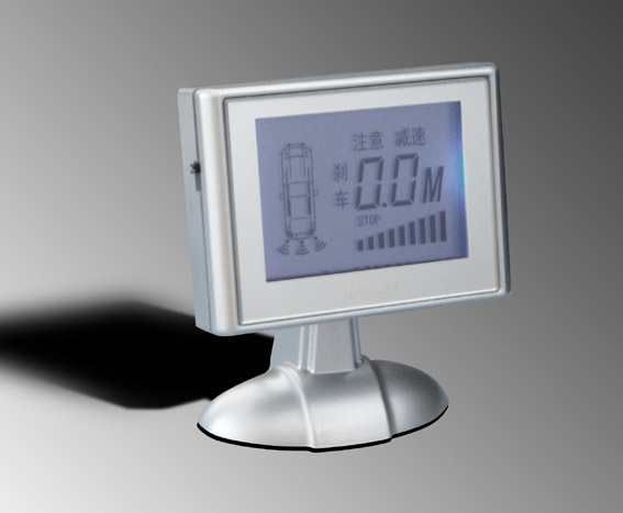 The LCD Car reversing detector