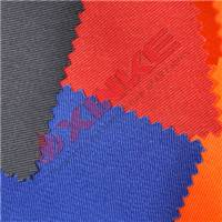 7oz twill cotton nylon flame protection suit fabric