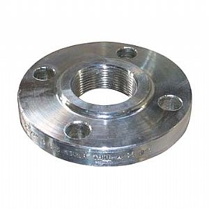Hot Dipped Galvanized Threaded Flange, 600LB (PN100)