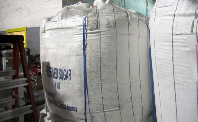 Icumsa 45 White Granulated Sugar