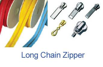 zipper long chain
