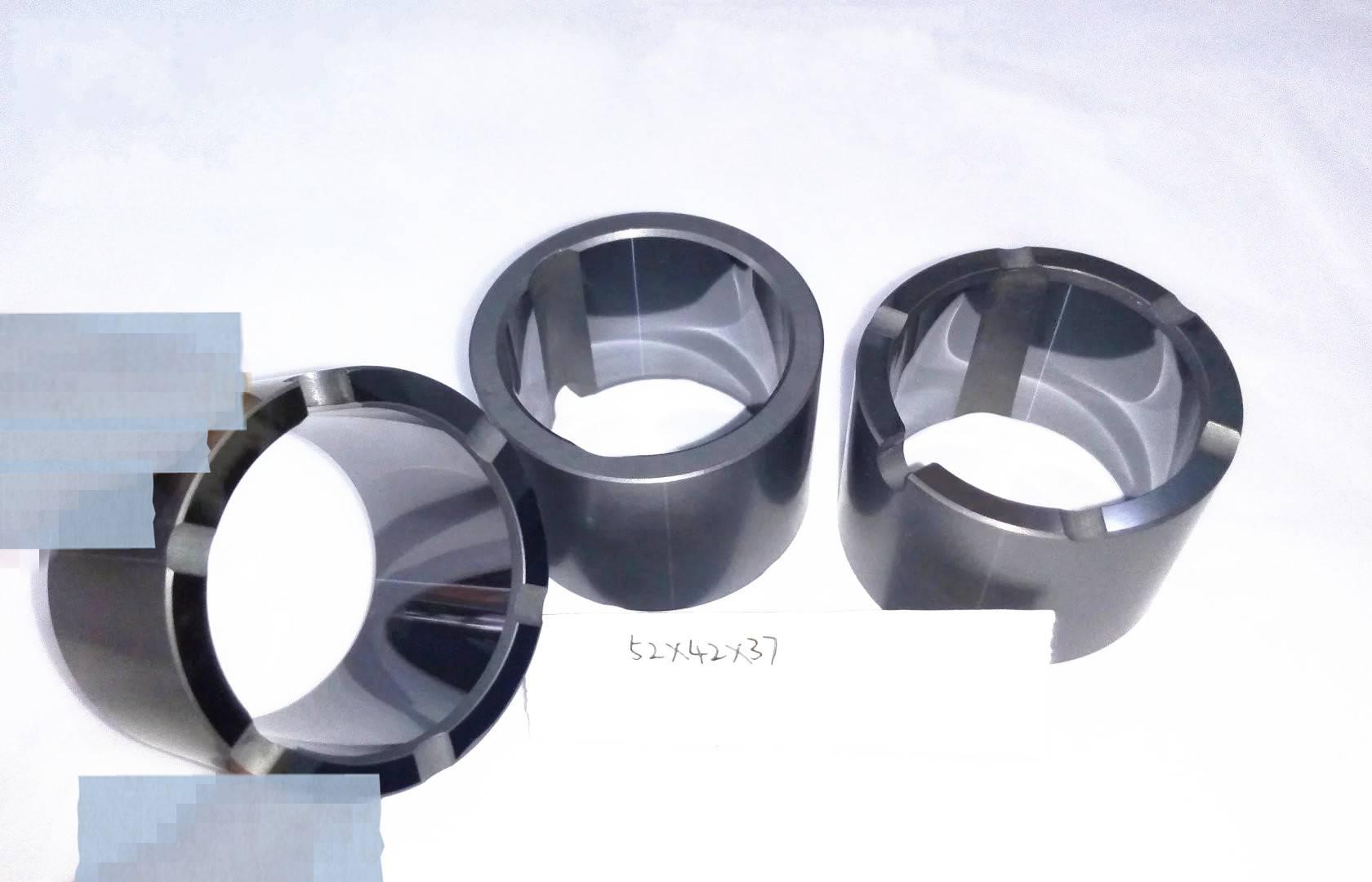sintered SIC ceramic shaft sleeve