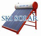 Non pressure solar water heaters with stainless steel tank ( SKI -NB )