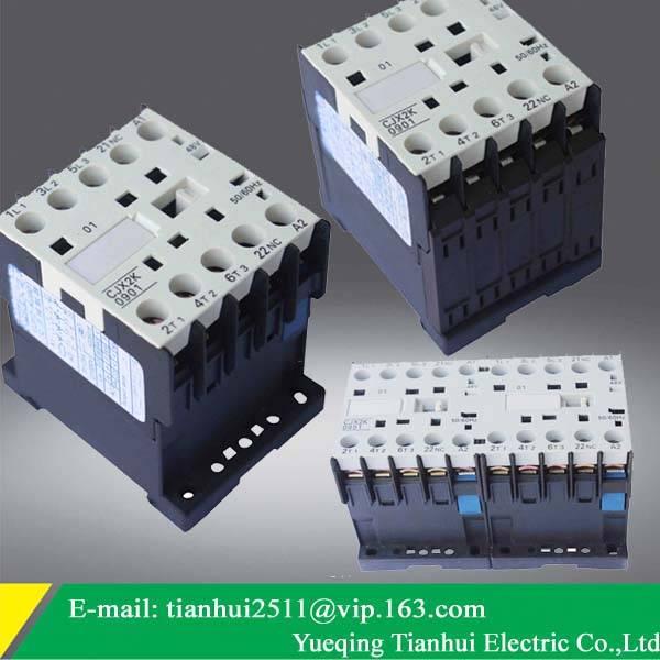 CJX2-K0901(LC1-K0901) AC Contactor