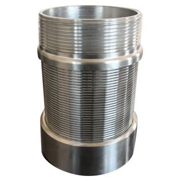 Wedge Wire Screen Filter Pipe Supplier