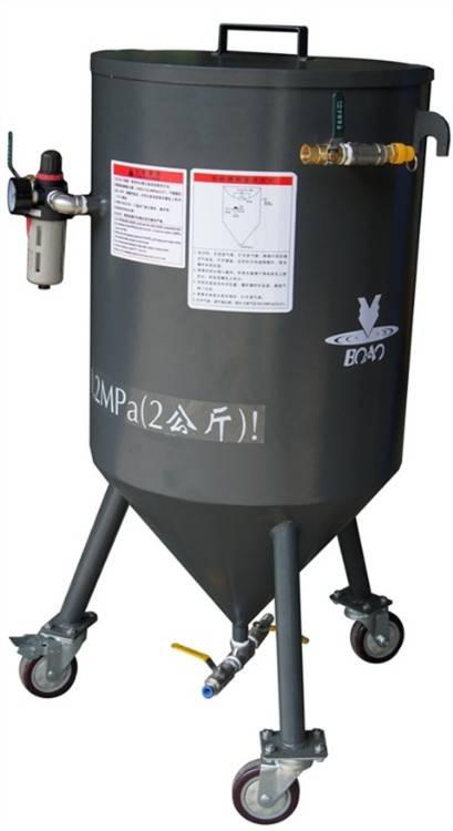 Waterjet-Abrasive delivery system