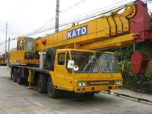 Used Kato Cranes, Used Truck Cranes (GT250E)