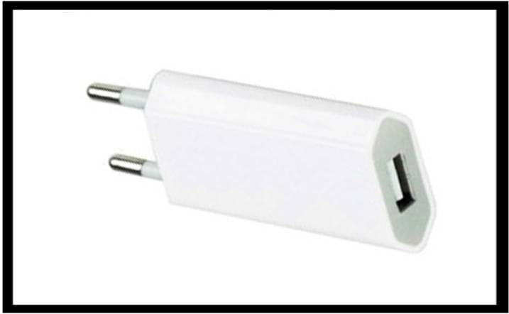USB Cable and Power adaptater