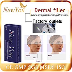 Manufacturer Supply Hyaluronic Acid Dermal Filler