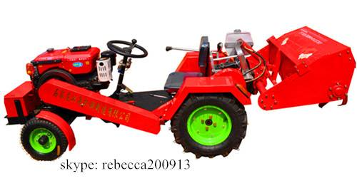 Small 4 wheels Fram Tractor Hot Sell