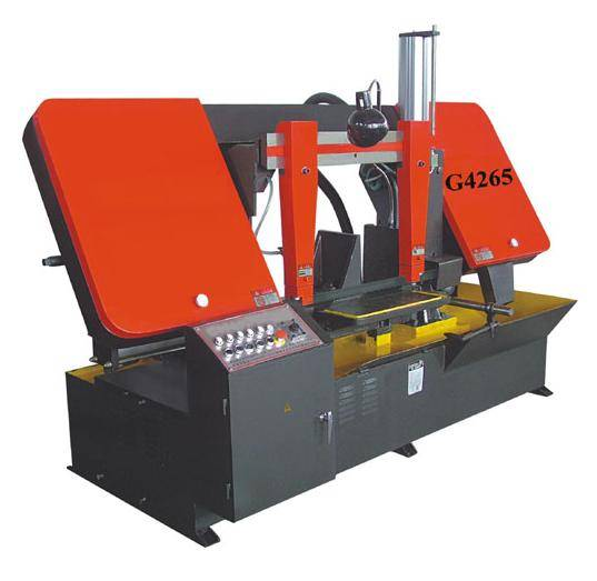 Double Column Metal Cutting Band Saw Machine G4265