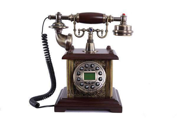 Hot sell classical design hands-free antique telephone model MS-1100B