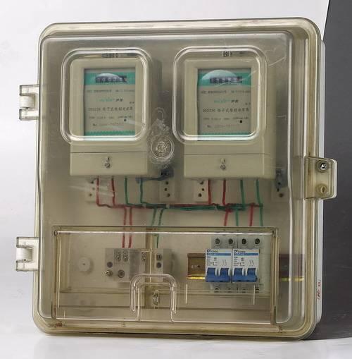 RLBX-2 Transparent Meter Box