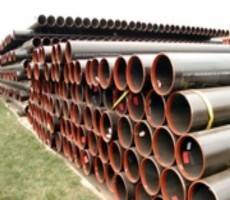 ST52 seamless low alloy steel pipe and tube hollow bar