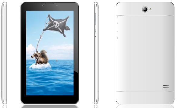 Cheap chinese 7 inch 2G 3G Android tablet pc with fine resolution