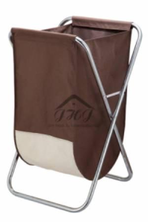 X-Frame Laundry Hamper W/ Canvas Bag