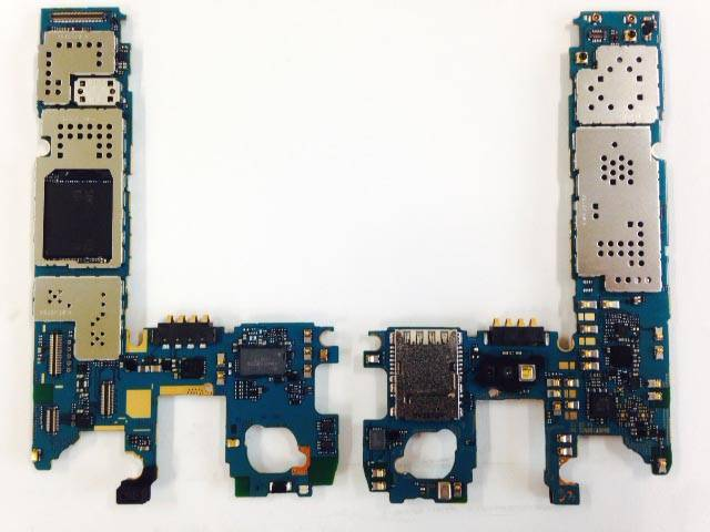 mobile phone mother boards PCB