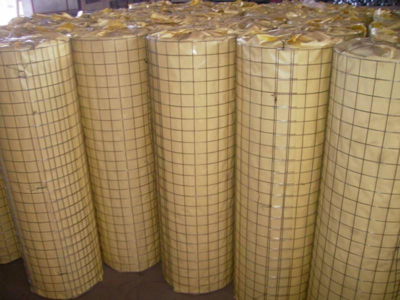 iron wire mesh/hot-dip galvanized welded mesh