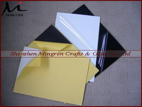 Double Side Self-adhesive PVC Sheets For Photo Album,Self Adhesive PVC Sheets,Foam PVC Sheets