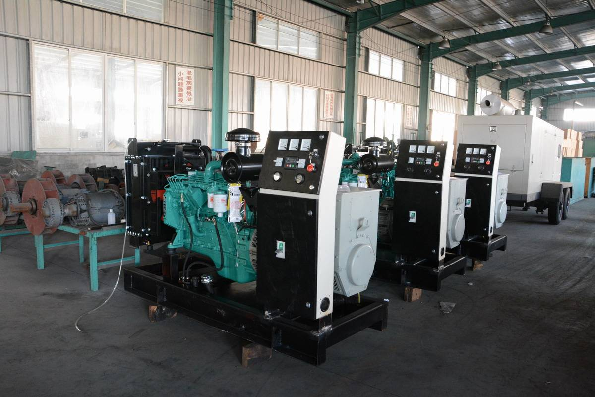 200kVA Huyuan engine generator with Chinese alternator 1500rpm at 50Hz on hot sale