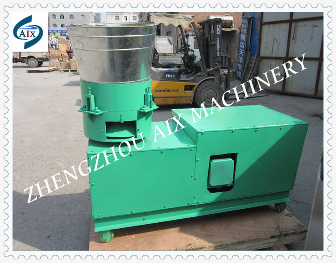 double roller granulator for extruding compound fertilizer