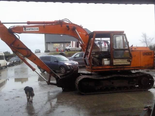 Sell UH045-7,UH063,Used,Hitachi,Excavator.