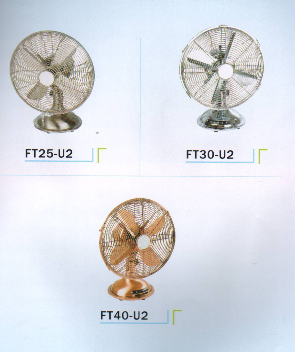 Electric fans for home uses