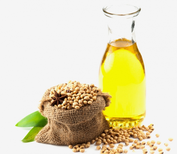 We sell and export soybean oil