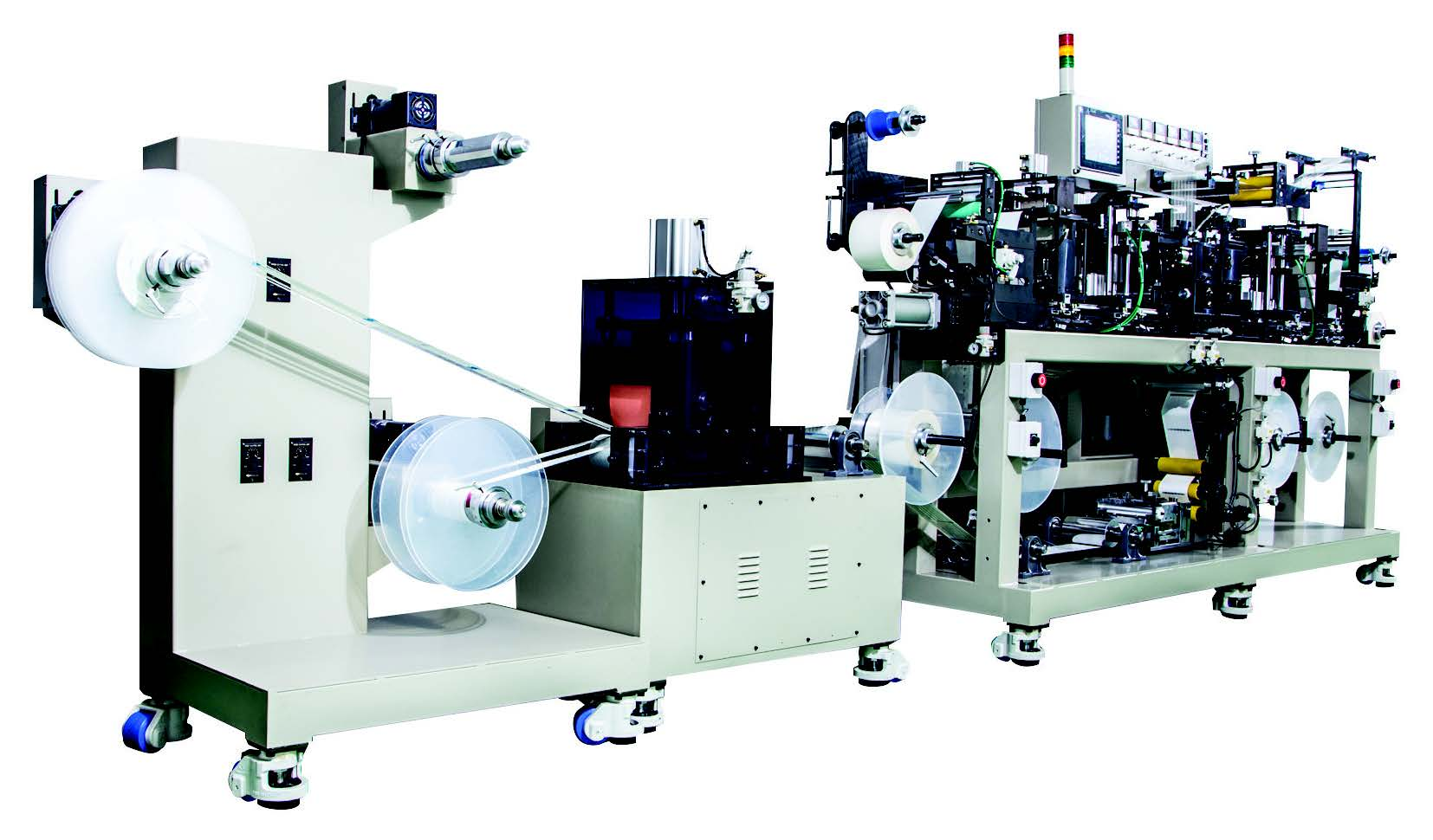 IFC-FFC automated Lamination Machine (flexible flat cable)