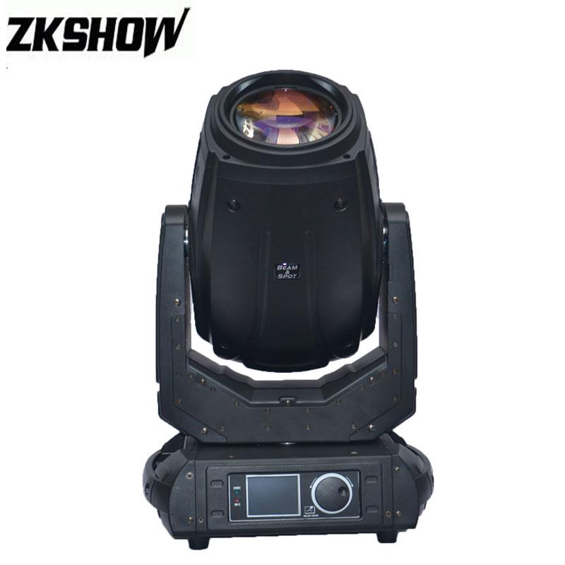 280W LED Beam Spot Gobo Moving Head Light DMX Pro Sound Stage Lighting Product DJ Disco Nightclub