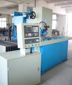 Gear rack milling machine
