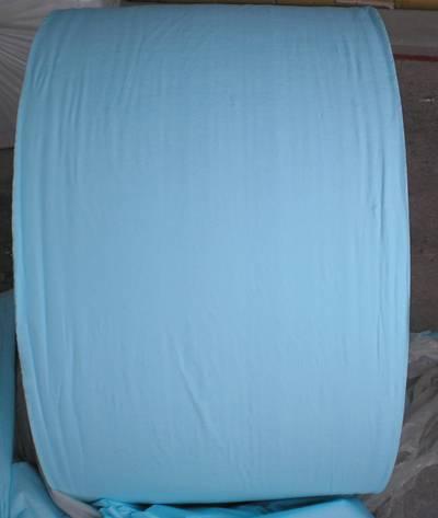 supply Blue color towel paper parent rolls/blue towel jumbo rolls/blue towel paper rolls