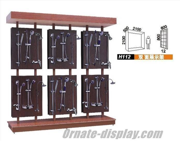 Bathroom Shower Display Stand