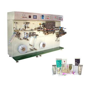 Tube making machine