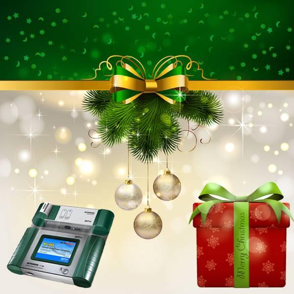 Original Autoboss v30 Update Online+mini printer get one more year free upgrade service